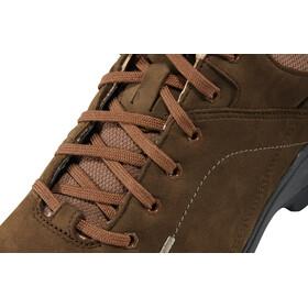 Haglöfs Ridge Leather Shoes Dame soil